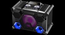 400W Sound Box USB, FM, BT, MIC INPUT