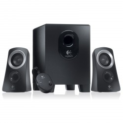 Logitech Z313 subwoofer + 2 speakers