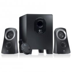 Logitech Z313 subwoofer + 2 speakers