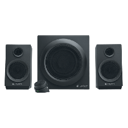 Logitech Z333 subwoofer + 2 speakers