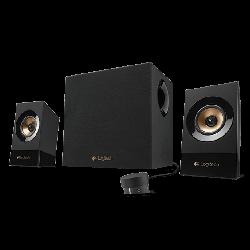 Logitech Z533 subwoofer + 2 speakers