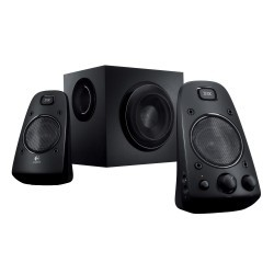 Logitech Z623 subwoofer + 2 speakers