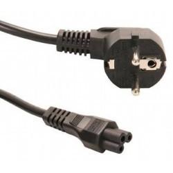 Netsnoer kabel 220V met 3 rondjes