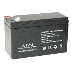 12V-2.3AH Batterij voor PORT8VHF-N & PORT85VHF