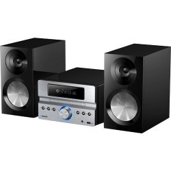 MICRO SYSTEEM MET AM/FM TUNER, CD PLAYER & BLUETOOTH 2 x 20W