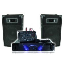Super disco geluidskit DJ-300