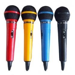 4-Delige microfoon set