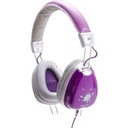 Fashion Headphone FUNKY-600 PURPLE/GREY/