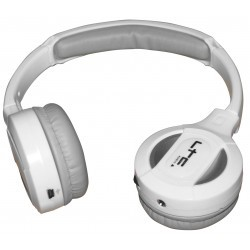 Draadloze Bluetooth hoofdtelefoon - Wit