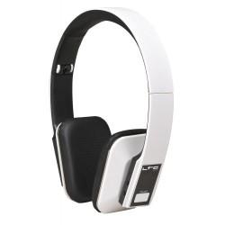 Draadloze opvouwbare Bluetooth hoofdtelefoon - Wit