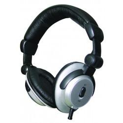 Professionele opvouwbare DJ Hoofdtelefoon - mono/stereo