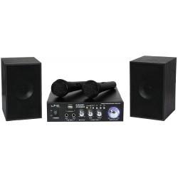 Karaoke set  met USB/SD & Bluetooth