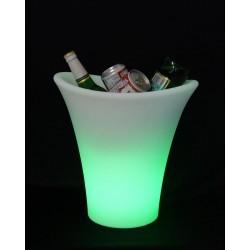 LED Verlichte koelemmer  Ø20 x 35cm