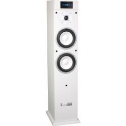 Actieve kolom center luidspreker met USB & Bluetooth Wit