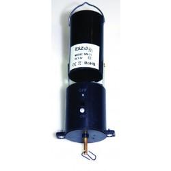 Motor op batterijen voor spiegelbol