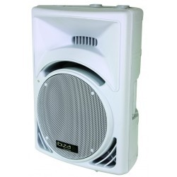 "Actieve Thermo-gevormde luidspreker  12""/30CM 600W - Wit"