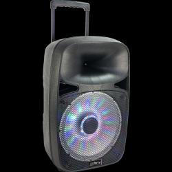 DRAAGBARE LUIDSPREKER 12''/30CM - 700W MET USB, BLUETOOTH, N