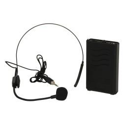 Draadloze Headset Microfoon  203.5MHz