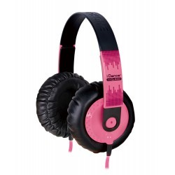 Fashion Headphone SEDJ-800 PINK/BLACK