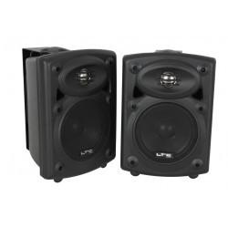 Actieve monitor luidsprekerset set 13cm - 80W met bluetooth