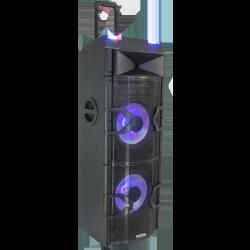 Actief geluidsysteem met DJ Media player 2 X 12