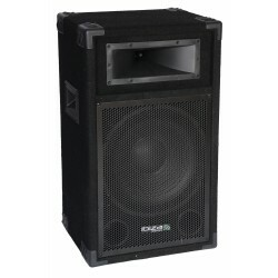 """2-weg Bass Reflex disco luidsprekers 12"""" / 30cm – 340W"""