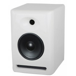 100W actieve 2-weg fiberglass luidspreker - wit