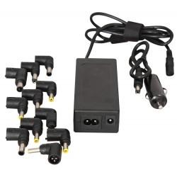 Universele AC-DC Adapter 90W met USB voor laptops