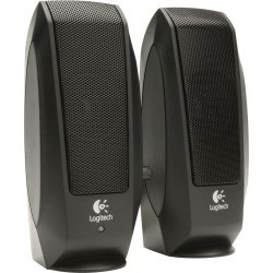 Logitech S120 stereo speakerset 2.0