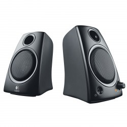 Logitech Z130 stereo speakerset 2.0