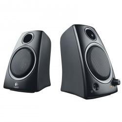 Logitech Z130 stereo speakerset 2.0