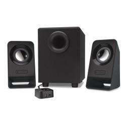 Logitech Z213 subwoofer + 2 speakers