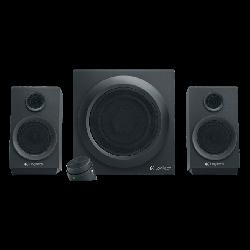 Logitech Z333 subwoofer + 2 speakers