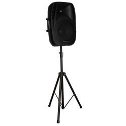 """Actieve Speaker met USB/SD Speler + Bluetooth 15""""/38cm – 500"""