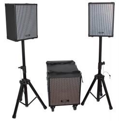 Oplaadbaar 2.1 Actief luidsprekersysteem 800W Plug & Play