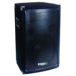 Trapezevormige 3-weg luidsprekerbox 25cm - 400W