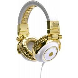 Fashion Headphone DISCO-200 WHITE/GOLD