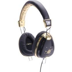 Fashion Headphone FUNKY-100 BLACK/GOLD