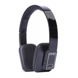 Draadloze opvouwbare Bluetooth hoofdtelefoon - Zwart