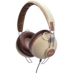 Fashion Headphone HIPSTER-101 BEIGE/BROWN