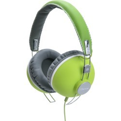 Fashion Headphone HIPSTER-105 GREEN/GREY