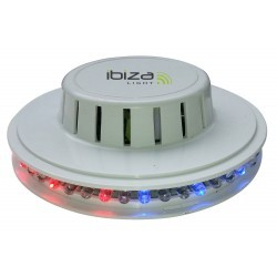 'UFO' LED lichteffect - wit