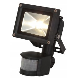 **LED Buiten verstraler met bewegingssensor - 10W Neutraal W