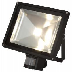 LED Buiten verstraler met bewegingssensor - 30W Neutraal Wit