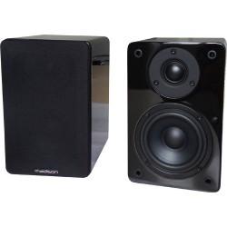 HI-FI Bibliotheek Speakers 60W - zwart