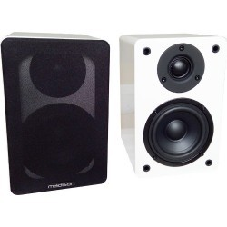HI-FI Bibliotheek Speakers 60W - wit