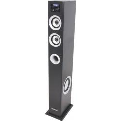 ACTIEVE MULTIMEDIA KOLOM LUIDSPREKER MET FM TUNER, USB/SD &