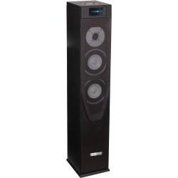 Actieve kolom center luidspreker met USB & Bluetooth  Zwart