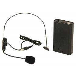 Draadloze Headset Microfoon 865MHz (port-UHF)