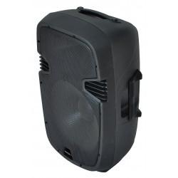 "Acttiefbox met USB/SD Speler+ Bluetooth 15""/38cm – 300W"